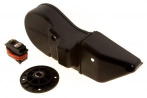 Rückwärtsganggetriebe Basis-Kit +Servo+Servokabel +Hauptzahnradhalter